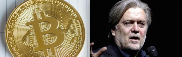 Steve Bannon Working on his Own Cryptocurrency