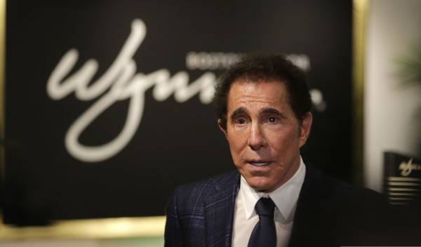 A Year After #MeToo Scandal, Wynn Resorts Faces Regulators