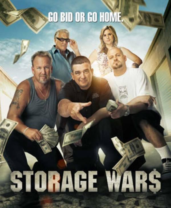 Phil Hellmuth Storage Wars
