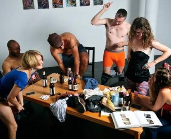 Porn poker flash game