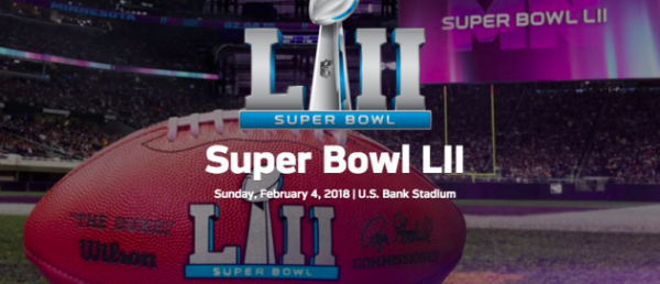 Super Bowl 2018 Contest.... With a Twist