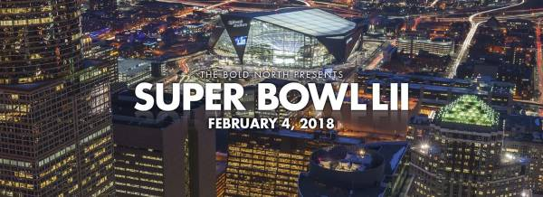 Super Bowl 52 Potential Matchup Betting Odds