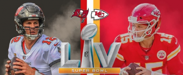 Super Bowl Kickoff