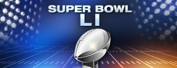 2017 Super Bowl Margin of Victory Betting Odds