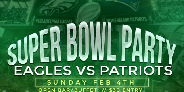 Where Can I Bet the Super Bowl Online From Eastern PA