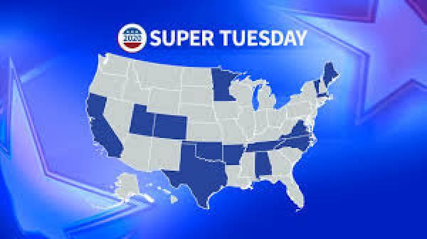 Super Tuesday Odds 2020: Alabama, California, Colorado, Massachusetts, More