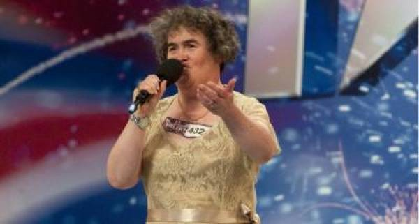 Susan Boyle Betting
