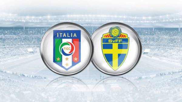 Sweden v Italy Betting Tip, Latest Odds 10 November