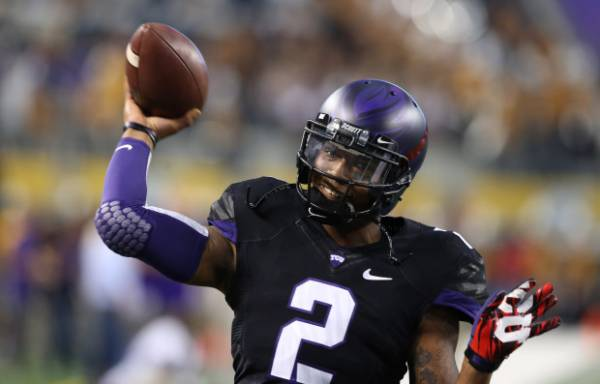 Dallas Bookies: Fort Worth Loving Their TCU Horned Frogs