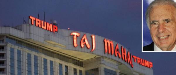 Last Minute Reprieve for Taj Mahal as Icahn Ready to Make Union Concessions