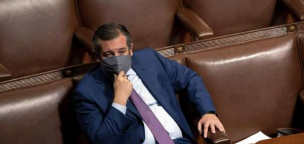 Ted Cruz Political Aspirations Take a Hit With Oddsmakers