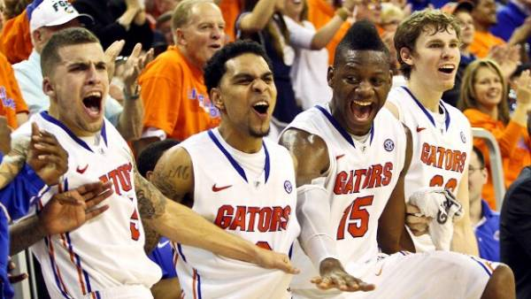 Tennessee vs  Florida Point Spread: NCAA Men's Basketball Odds