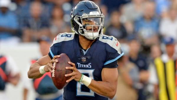 dfff84d5 Bet the Tennessee Titans vs. Eagles Week 4 - 2018: Latest Spread ...