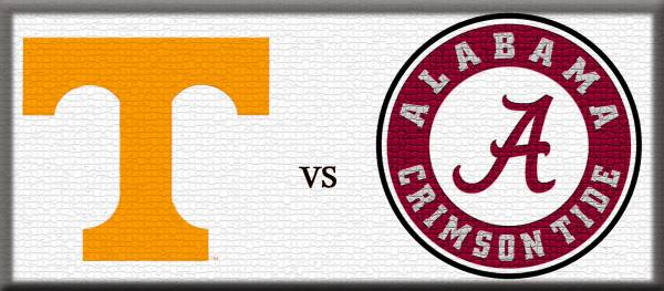 Bet Tennessee vs. Alabama: Vols Never a 31 Point Underdog