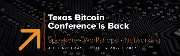 Texas Bitcoin Conference Returns to Austin