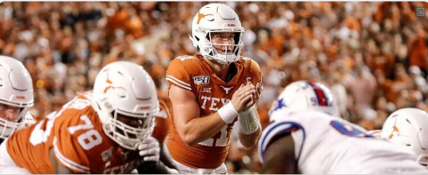 What Are the LSU vs. Texas Bets Week 2 2019