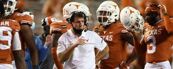Texas Longhorns vs. Texas Tech Red Raiders Betting Odds, Prop Bets