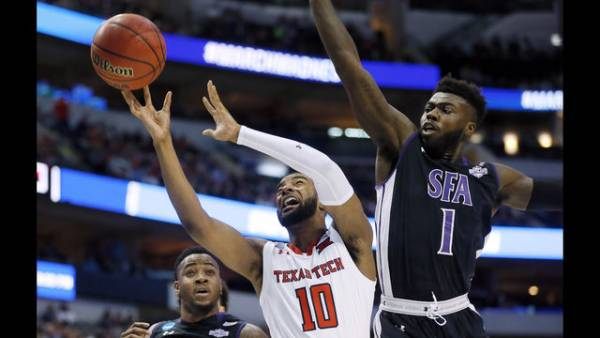 Florida vs. Texas Tech Betting Line - March Madness 2018