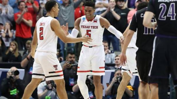 Texas Tech Win Against Florida - Payout Odds