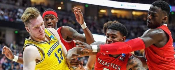NCAA Basketball Elite 8 – Texas Tech Red Raiders vs. Gonzaga Bulldogs Betting
