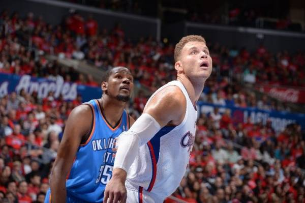 Thunder Clippers Game 4 Point Spread – NBA Playoffs Series Prices