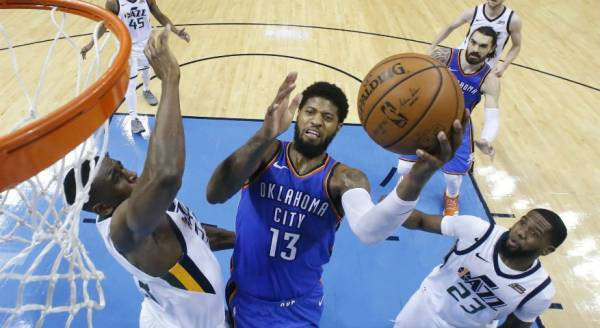 Bookie vs. Bettor: Game 6 NBA Playoff Game Between Thunder and Jazz