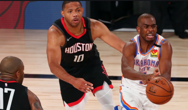 Houston Rockets vs. Oklahoma City Thunder Game 6 NBA Playoffs Betting Odds - August 31