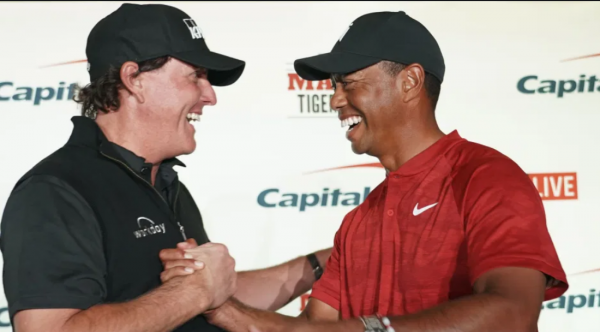 Tiger vs. Phil II Odds and Prop Bets