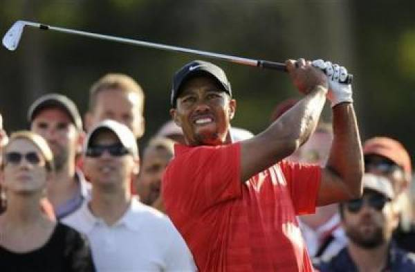Players Championship 2012 Betting Odds Offer Massive Payouts:  Tiger Woods Pays