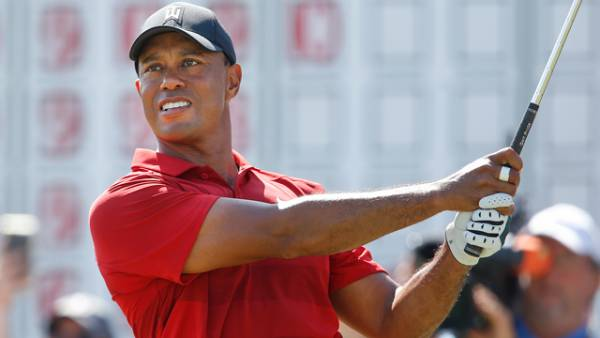 Tiger Woods Early Odds to Win 2018 Masters at 8-1