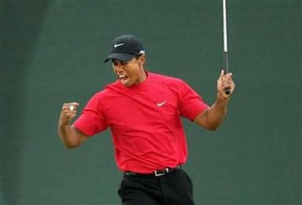 Tiger Woods US Open