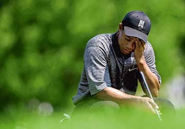 Tiger Woods PGA Championship Odds