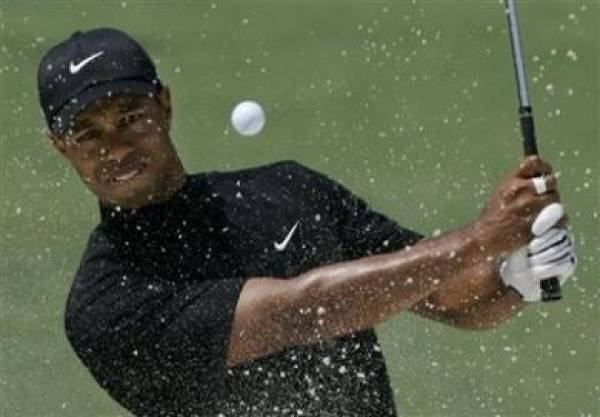 Tiger Woods US Masters Odds Now 4 to 1:  Rory McIlroy at Over 6 to 1