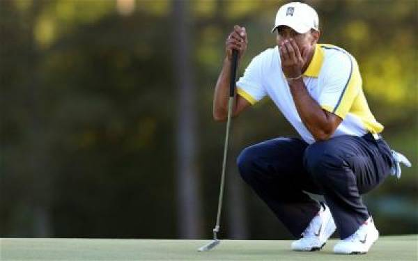 Tiger Woods 2013 Masters Odds Now 6-1