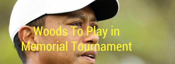 Payout Odds on Tiger Woods Memorial Tournament Win 2019