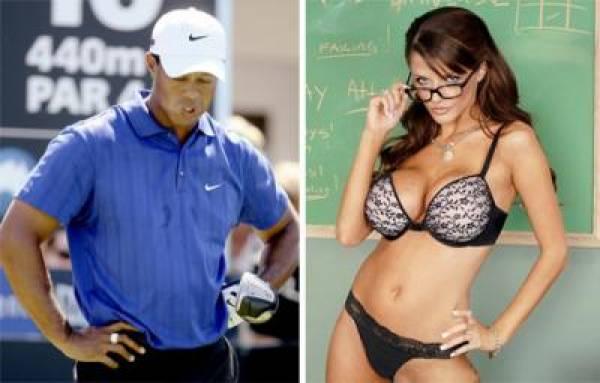 Tiger Woods Got Porn Star Pregnant Twice