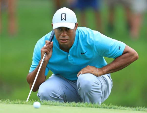 Tiger Woods Still the Most Popular Bets, Pays $1200