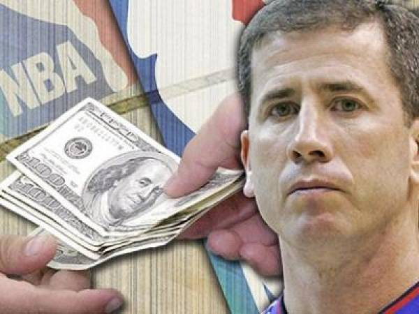Tim Donaghy Beat Up in Prison