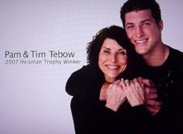 Tim Tebow Super Bowl Planned Parenthood Ad