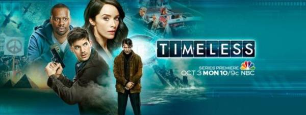 TV Show 'Timeless' Messes Up Episode About Las Vegas