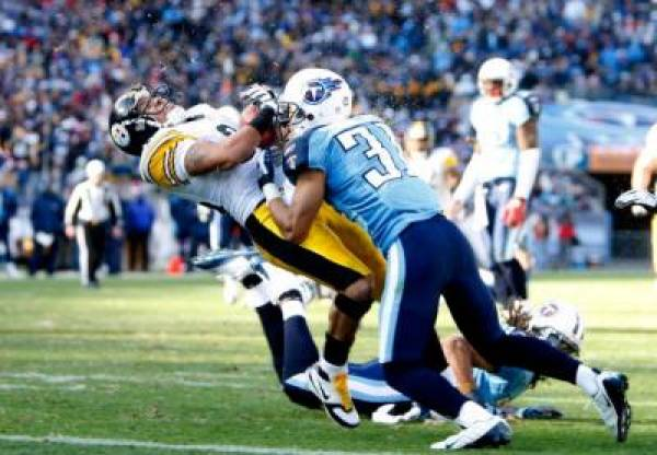 Tennessee Titans vs. Pittsburgh Steelers Betting Odds
