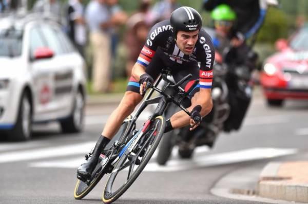 Tom Dumoulin Odds to Win 2017 Giro d Italia Get Much Shorter