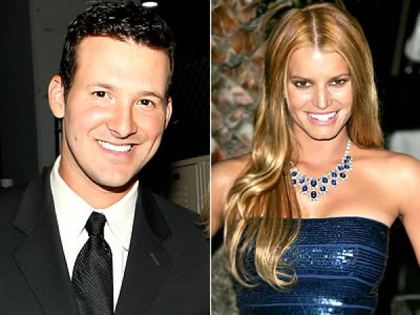 Tony Romo Jessica Simpson Break Up
