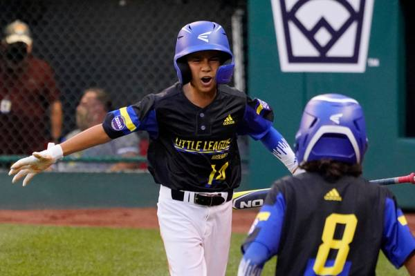 California Payout Odds to Win the 2021 Little League World Series
