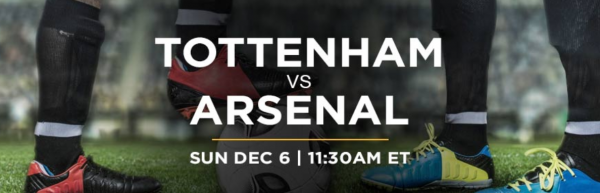 Tottenham Hot Spur vs. Arsenal Prop Bets - 6 December