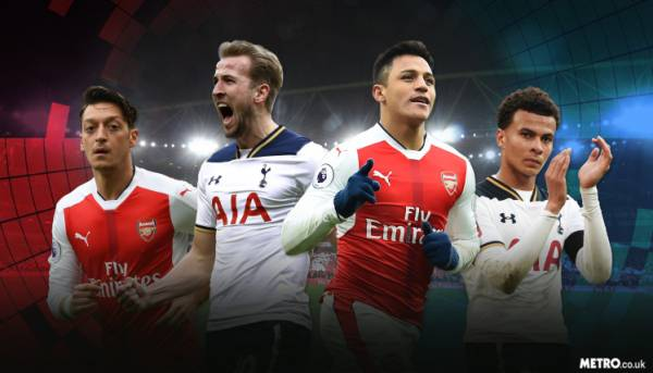 Tottenham v Arsenal Betting Tips, Latest Odds 10 January