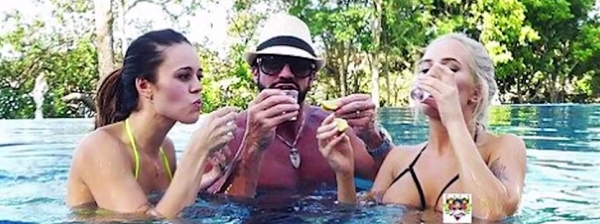 This Married Dan Bilzerian Imposter Claims he Bedded Four Women in One Night