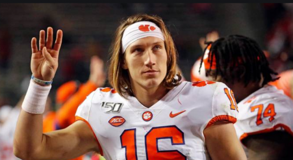 Trevor Lawrence Still Odds-on Favorite to Be #1 Pick in 2021 NFL Draft
