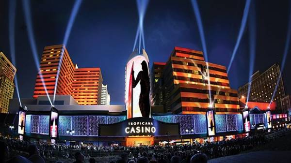 Once Near Death, Tropicana Now No. 2 Casino in Atlantic City