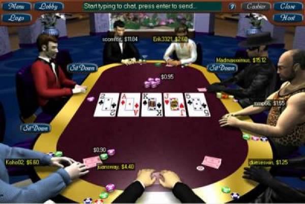 True Poker Ring Game